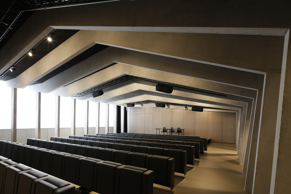 victor lyon auditorium 2 cité universitaire ciup